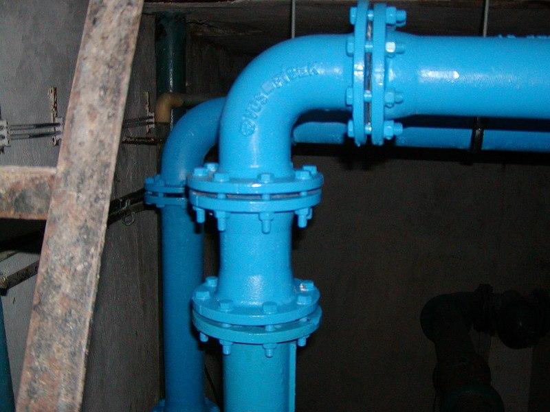 Vodovody - Průmyslová zóna, Svitavy