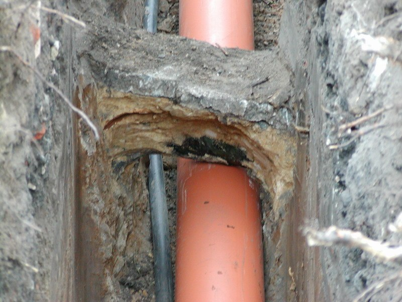 Kanalizační a vodovodní přípojky