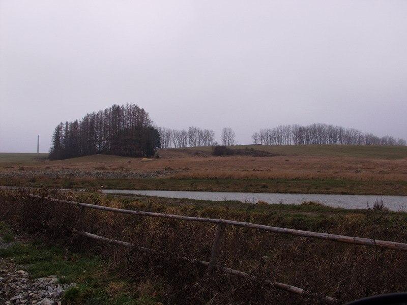Přírodní celky - Osada pod kopcem, Polička